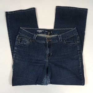 Lane Bryant Distinctly Boot Cut Jeans Plus 16